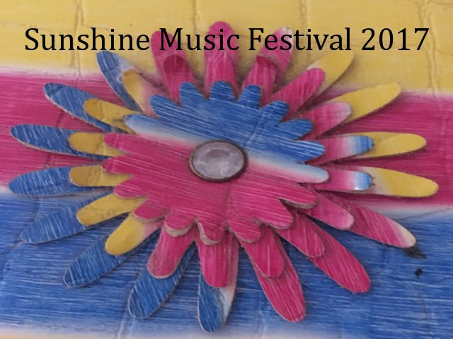 Sunshine Music Festival 2017