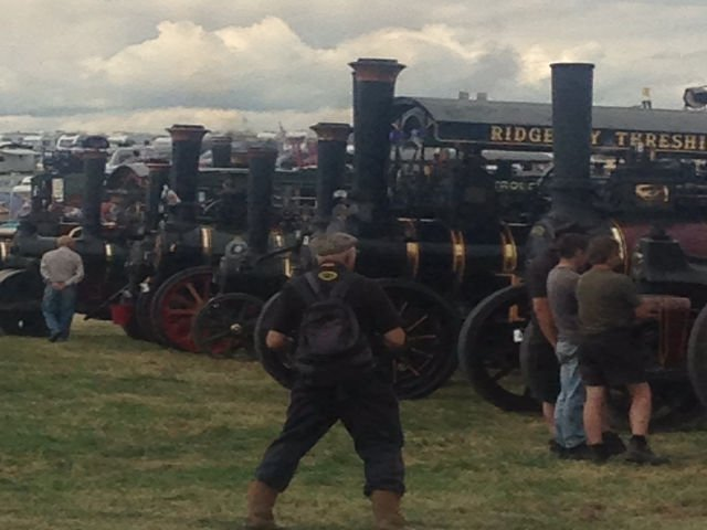 Welland Steam and Country Rally 2017